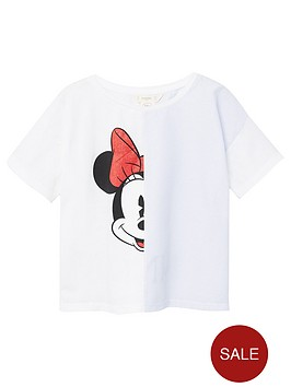 mango-girls-minnie-tshirt