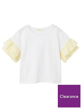 mango-girls-frill-sleeve-t-shirt-white