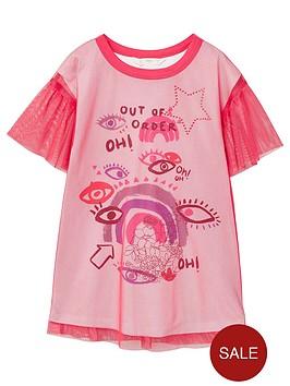 mango-girls-mesh-overlay-dress