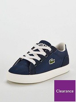 lacoste-lacoste-infant-lerond-317-lace-up-plimsoll