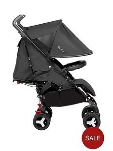 silver-cross-reflex-stroller-black