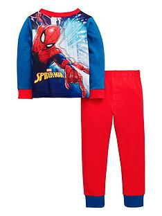 spiderman-spider-man-boys-pyjamas-set