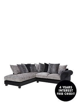 charm-fabric-left-hand-scatter-back-corner-chaise-sofa