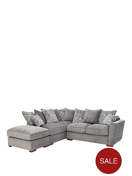kingston-fabric-left-hand-scatter-back-corner-chaise-sofa-bed-with-footstool
