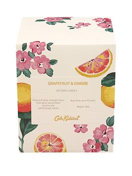 cath-kidston-cath-kidston-grapefruit-and-ginger-single-wick-candle
