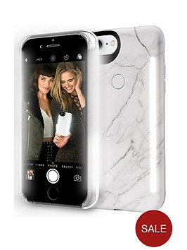 lumee-duo-for-iphone-66s-78-white-marble