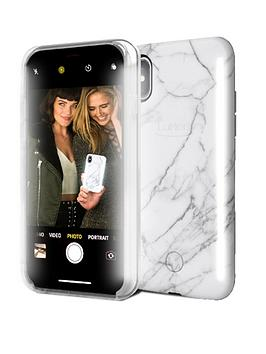lumee-duo-iphone-x-white-marble