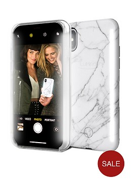 lumee-duo-iphone-x-white-marble