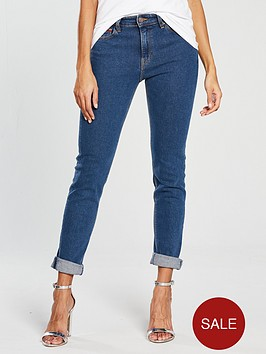 tommy-jeans-high-rise-izzy-slimnbspjean--nbspmid-blue