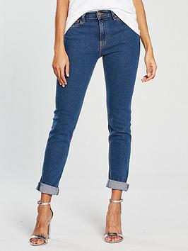 tommy-jeans-izzy-high-rise-slimnbspjean--nbspmid-blue
