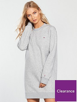 tommy-jeans-tommy-classics-sweat-dress-light-grey