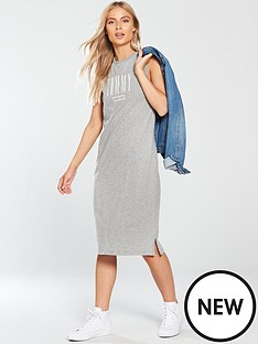 tommy-jeans-logo-tank-dress-light-grey