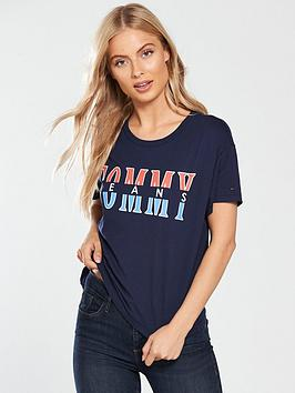 tommy-jeans-retro-logo-t-shirt-black-iris