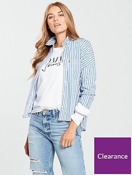 tommy-jeans-boyfriend-stripe-shirt-multi