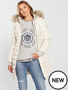 tommy-jeans-essential-hooded-down-coat-pumice-stone