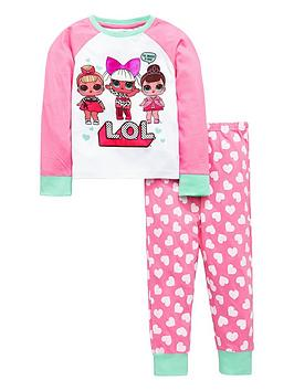 lol-surprise-lol-girls-glow-in-the-dark-pyjamas-set