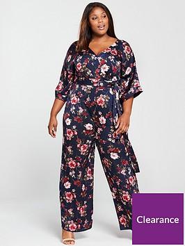 v-by-very-curve-printed-kimono-jumpsuit-printed