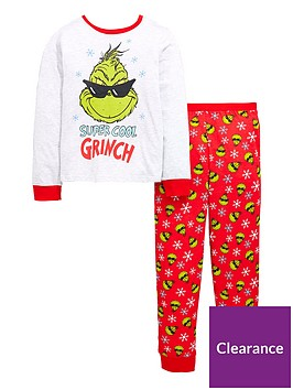 the-grinch-christmas-grinch-boys-pyjamas-set--nbspmulti-coloured