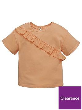 mango-baby-girls-frill-t-shirt-orange