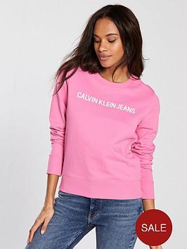 calvin-klein-jeans-institutional-logo-sweatshirt-wild-orchid