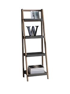 hudson-living-lomborg-ladder-shelf