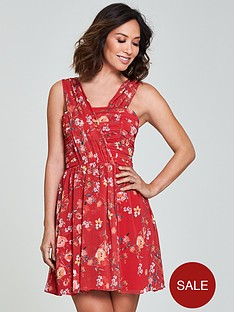 myleene-klass-grecian-tea-dress-printed