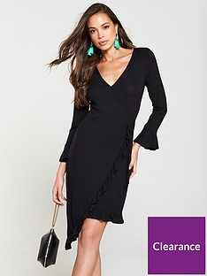 v-by-very-asymmetric-wrap-jersey-dress