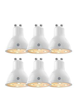 hive-active-light-dimmable-gu10-x-6-pack