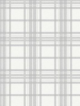 superfresco-easy-tartan-silver-wallpaper