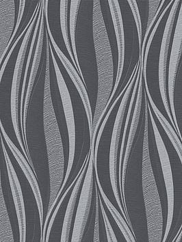 boutique-tango-charcoal-amp-silver-wallpaper