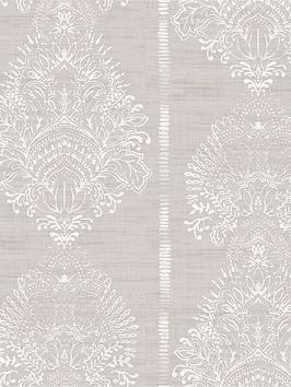 Arthouse Silk Road Chalk Wallpaper