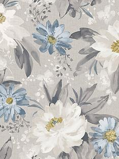 arthouse-painted-dahlia-wallpaper--nbspgrey