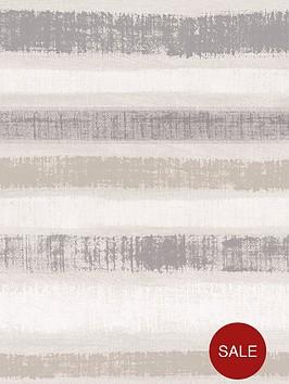 arthouse-painted-stripe-chalk-grey-wallpaper