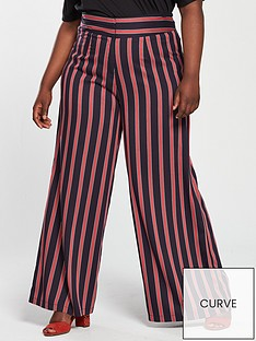 v-by-very-curve-wide-leg-trouser-stripe