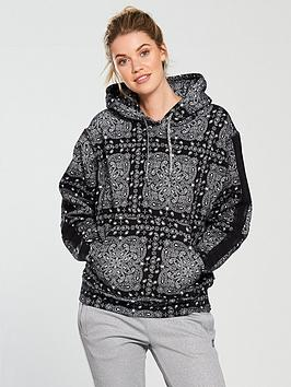 converse-x-miley-cyrus-pullover-bandananbsphoodienbsp--black