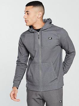 0985a86eb135 Nike Sportswear Optic Full Zip Hoodie