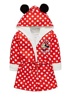 minnie-mouse-fleece-lined-robe