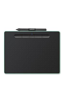 Wacom Wacom Intuos Pen Tablet In Pistachio (Medium). Included Wacom Intuos  ... Picture