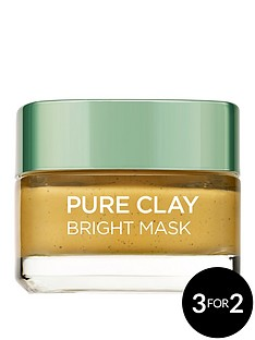 loreal-paris-loreal-paris-pure-clay-bright-face-mask-50ml