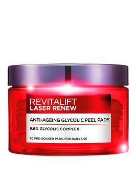L'Oreal Paris L'Oreal Paris Revitalift Laser Glycolic Peel Pads  ... Picture