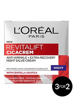 loreal-paris-revitalift-cicacrem-anti-wrinkle-night-balm-60ml
