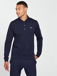 lacoste-sport-basic-logo-ls-polo-shirt