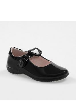 Lelli Kelly Lelli Kelly Colourissima School Dolly Shoes - Black Picture