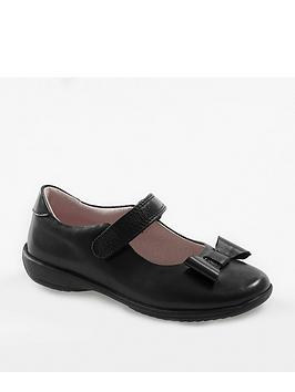 Lelli Kelly Lelli Kelly Perrie School Shoes - Black Picture