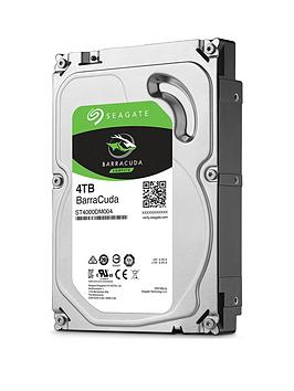 Seagate Seagate 4Tb Barracuda 3.5 Inch Internal Hard Drive For Pc Picture