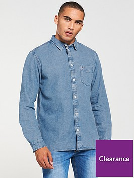 tommy-jeans-denim-shirt