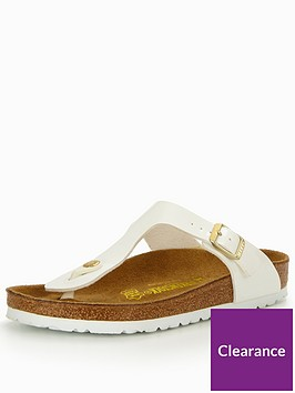 birkenstock-gizeh-regular-fit-toe-post-sandal-white