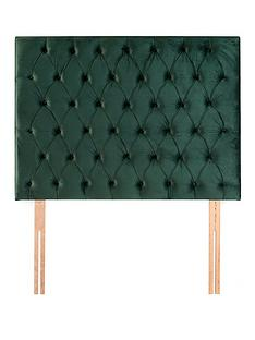 ideal-home-harmon-velvet-headboard