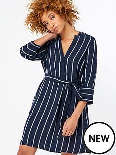 monsoon-lavender-stripe-linen-tunic-dress