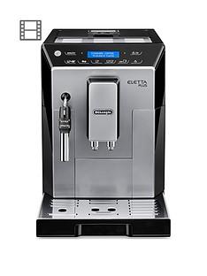 delonghi-eletta-plus-ecam44620s-bean-to-cup-coffee-machine